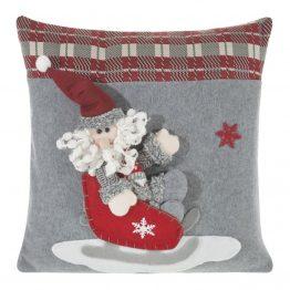 Santa Christmas cushion cover