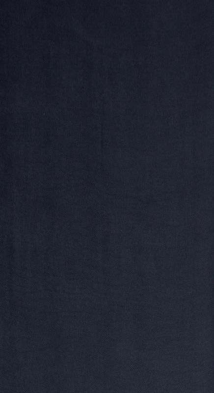 black plain curtains