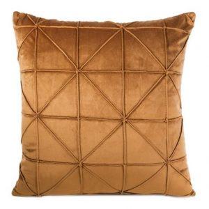 Gold velvet cushion covers