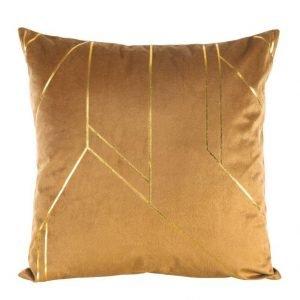 Gold velvet cushion covers uk