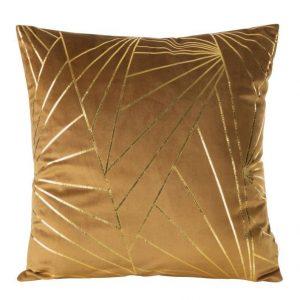Honey Gold velvet cushion covers