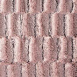 soft pink blanket